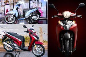 Cách chọn màu xe Honda SH Mode hợp phong thủy