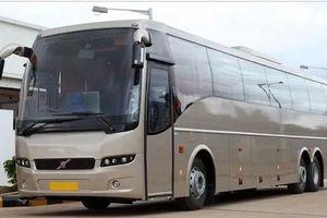 Xe buýt chạy thử nghiệm không được miễn thuế NK