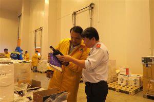 TPHCM đảm bảo nguồn thực phẩm nhập khẩu an toàn trong dịp Tết