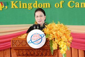 Bài phát biểu của Chủ tịch Quốc hội được đánh giá cao tại APPF-27
