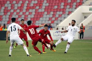 Tránh gặp chủ nhà UAE, đối thủ tại vòng 1/8 của Việt Nam chắc chắn là Jordan