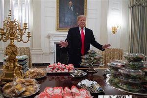 Nhà Trắng: Cuộc họp của Tổng thống với phe Dân chủ mang tính xây dựng