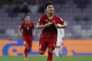 Lịch trực tiếp Asian Cup 2019: Quyết định vé đi tiếp của Việt Nam