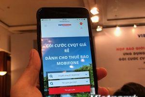 'Trình làng' ứng dụng đăng ký gói cước chuyển vùng quốc tế