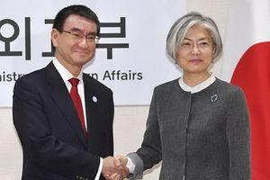 Ngoại trưởng Nhật-Hàn có thể gặp nhau bên về WEF tại Thụy Sĩ