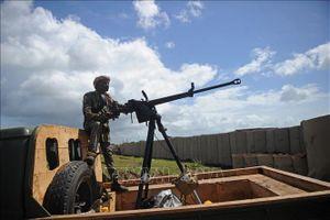 Qatar tặng 68 xe bọc thép cho Somalia