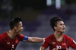 Bố Quang Hải tiết lộ cảm xúc không ngờ khi con trai ghi bàn mở tỉ số trận Việt Nam - Yemen
