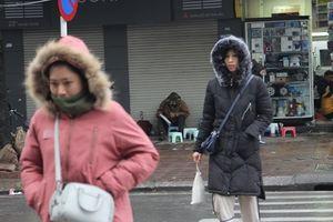 Dự báo thời tiết 18/1: Rét đậm rét hại tiếp tục bao trùm Bắc Bộ