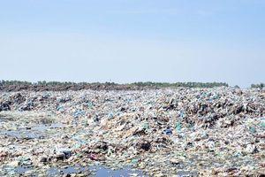Lập tổ công tác giải quyết các vấn đề tại Nhà máy rác TP.Cà Mau