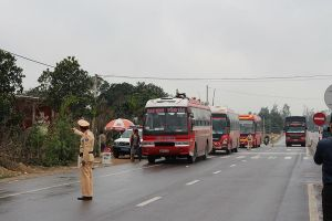Tổng rà soát xe tải, xe khách từ nay đến 11/2