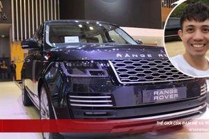 SUV sang hàng độc Range Rover Autobiography LWB của Minh Nhựa giá trên chục tỷ