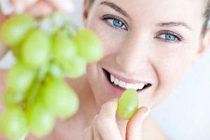 8 lợi ích tuyệt vời của nho đối với sức khỏe của bạn