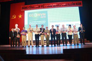 ECONVN2019: Phương pháp mới trong xác suất thống kê và ứng dụng trong kinh tế học