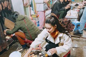Thời trang ăn đêm: Trấn Thành - Hari Won xõa hết cỡ, Hương Giang thì điệu cạn lời