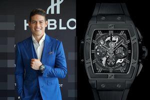 Ronaldo vượt mặt Messi và loạt sao thế giới khi đốt tiền vào đồng hồ xa xỉ