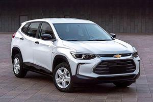 Chevrolet Tracker, đối thủ mới của Ford EcoSport, Hyundai Kona