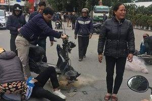 CSGT Thanh Hóa lên tiếng về thông tin 'quăng lưới' nhầm khiến 2 học sinh bị thương