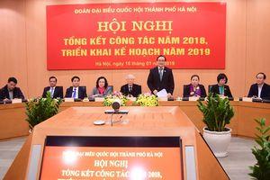 Đoàn Đại biểu Quốc hội TP Hà Nội: Tiếp tục phát huy tinh thần trách nhiệm và trí tuệ