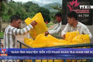 'Xuân tình nguyện' đến với phạm nhân trại giam Kim Sơn