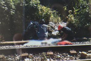 Bình Dương: Lao vào đoàn tàu, cô gái trẻ bị tàu cán chết