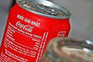 Điều gì xảy ra với cơ thể khi bạn uống Coca-cola?