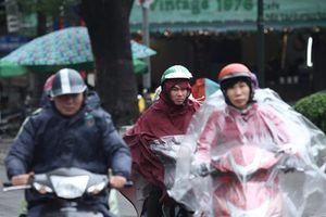 Hà Nội: Mưa rét còn tiếp diễn trong 3 ngày tới