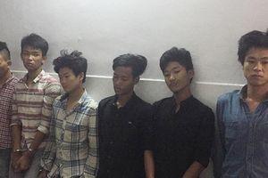 'Tướng cướp' 16 tuổi cầm đầu nhóm con nghiện đi cướp táo tợn khiến người dân Sài Gòn hoang man