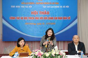Tốc độ già hóa dân số Việt Nam thuộc hàng cao nhất thế giới