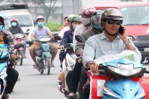Tiềm ẩn tai nạn giao thông khi lưu thông trong làn đường hỗn hợp
