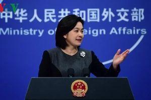 Trung Quốc phản đối Mỹ cấm bán linh kiện cho Huawei và ZTE