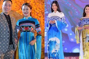 Nhà thiết kế dân tộc Tày gây ấn tượng tại Lễ hội văn hóa thổ cẩm Việt Nam