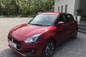Sau 23 năm phát triển, doanh số xe Suzuki Việt Nam vẫn lẹt đẹt