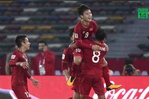 Toàn cảnh Việt Nam thắng thuyết phục Yemen, rộng cửa vào tứ kết Asian Cup 2019