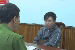 Khởi tố nam sinh đâm 2 người thương vong ở Đắk Lắk