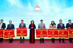 Ủy ban MTTQ Việt Nam thành phố tổng kết công tác năm 2018