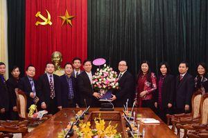 Bí thư Thành ủy Hà Nội tiếp Tổng hội Hội thánh Tin lành Việt Nam (miền Bắc)