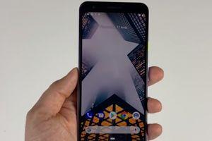 Google Pixel 3 Lite lộ video trên tay thực tế