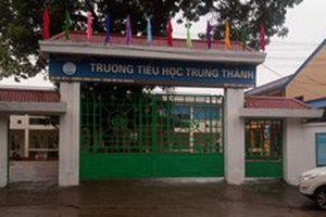 Công an Thái Nguyên vào cuộc xác minh cô giáo bị 'tố' bắt học sinh tự tát phạt 50 cái