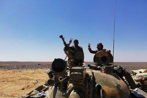 SAA cùng Hashd Al-Shaabi chuẩn bị cuộc tấn công xuyên biên giới
