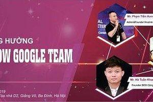 SEO Cộng Hưởng - Talkshow Google team, bữa tiệc dành cho những chuyên gia marketing