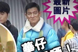 Lưu Đức Hoa bị chê bai khi miệt mài trên phim trường