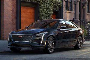 Vừa ra mắt, sedan hàng hiệu Cadillac CT6-V đã không còn xe để bán