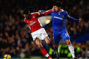 10 năm trước, từng có derby London Chelsea - Arsenal rất đáng xem