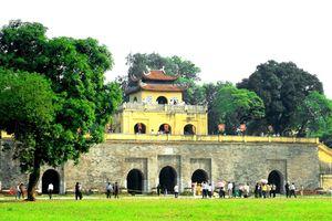 Đưa Hoàng Thành Thăng Long trở thành công trình văn hóa tiêu biểu của Thủ đô và đất nước