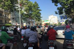 CSGT TPHCM: Năm 2018 toàn thành phố không có ùn tắc giao thông
