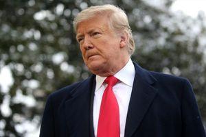 Chính phủ đóng cửa, ông Trump hủy chuyến đi của phái đoàn Mỹ đến Davos