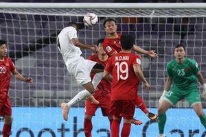 Tin Asian Cup 18.1: Tuyển Việt Nam bổ sung lực lượng quyết đấu Jordan