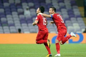 Việt Nam vào vòng 1/8 Asian Cup, VTV tăng hơn nửa tỉ đồng cho 30s
