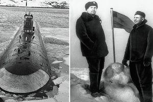 Vinh quang và bi kịch của tàu ngầm hạt nhân K-3