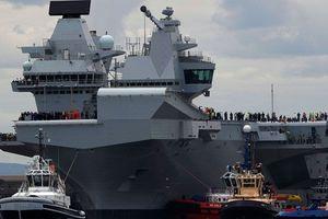Vì sao các cường quốc muốn mở căn cứ ở Biển Đông?